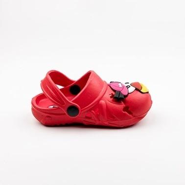 Akınal Bella Sandalet Kırmızı